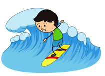 Sports free to download. Surfing clipart