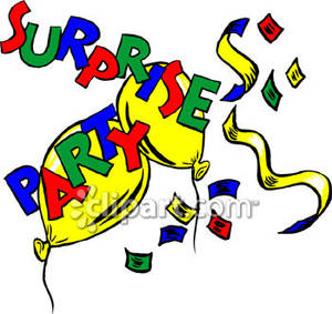surprise clipart