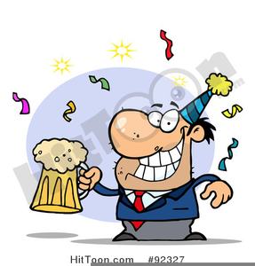 Free party images at. Surprise clipart bachelor