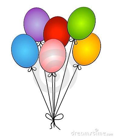 Free vector clip art. Surprise clipart balloon
