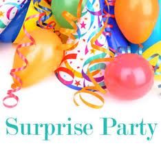 Surprise clipart birthday celebration. Free party cliparts download