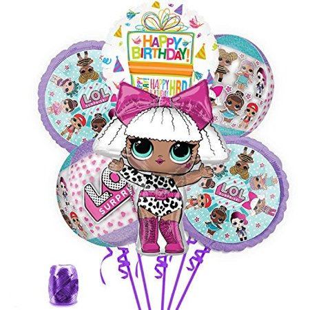 Lol supplies balloon orbz. Surprise clipart birthday party supply