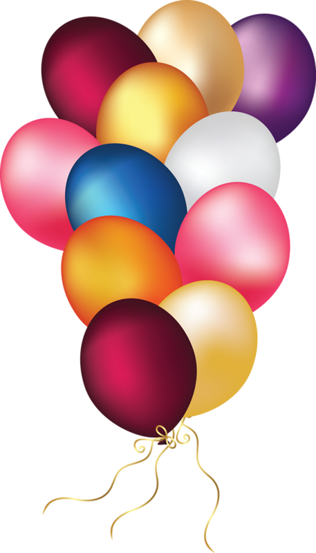 Surprise clipart birthday party supply. Ballons globos balloons pinterest