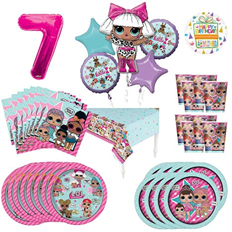 Surprise clipart birthday party supply. Amazon com l o