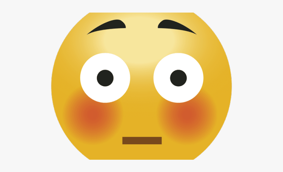 Surprise clipart emoji. Shocking surprised emoticon smiley