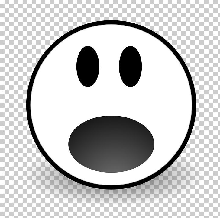 Surprise clipart face. Smiley png afraid