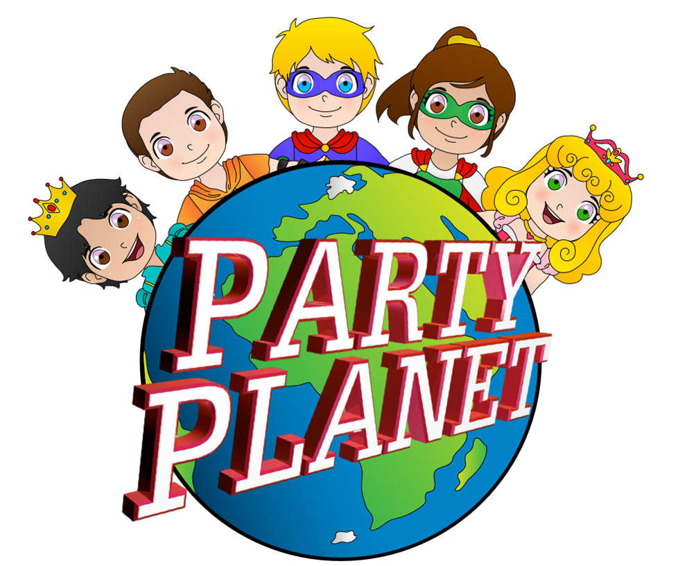Planet pricing award winning. Surprise clipart party host