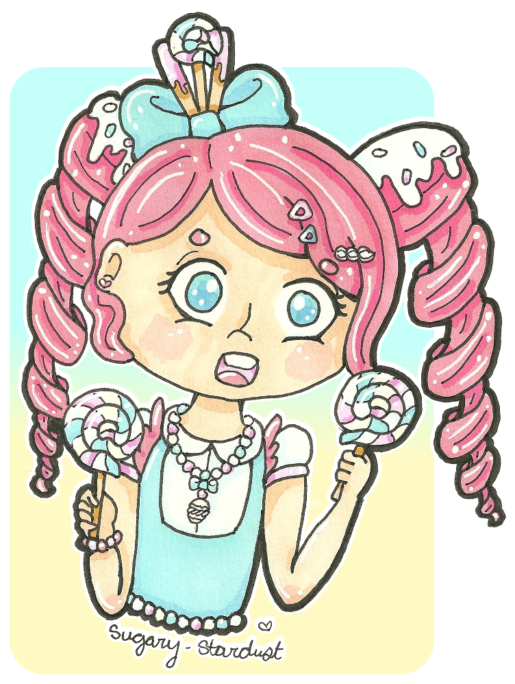 Surprise clipart s surprise. Sweet by sugary stardust