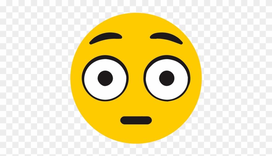 Surprised decal emoji full. Surprise clipart suprise