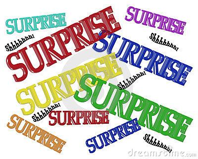 Surprise clipart surprise party.  clip art clipartlook