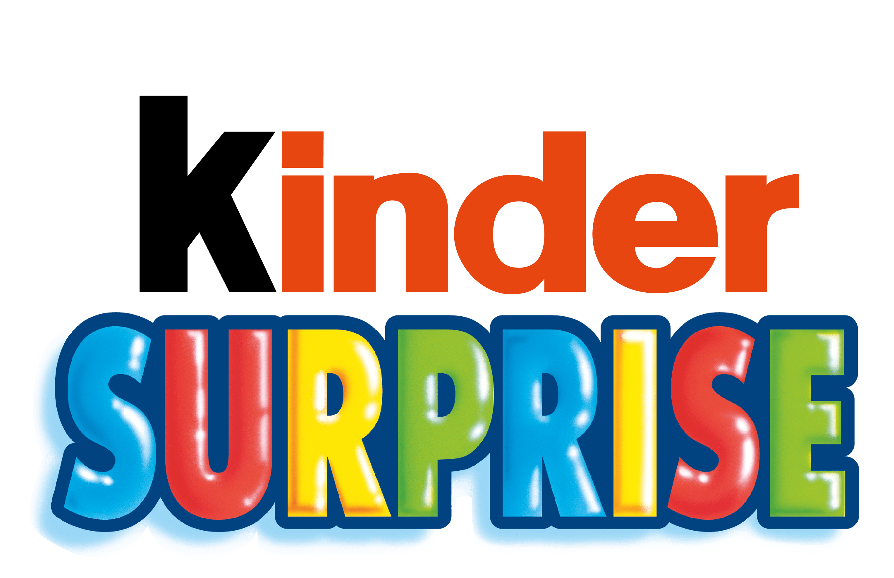 Surprise clipart wow. Kinder logo transparent png