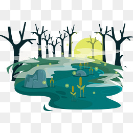 Swamp clipart. Png vectors psd and