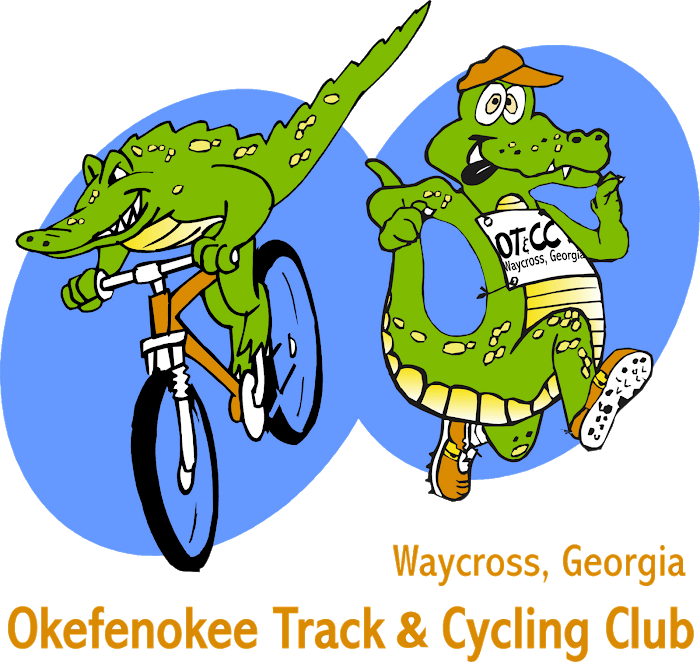 Swamp clipart okefenokee swamp. Track cycling club rd