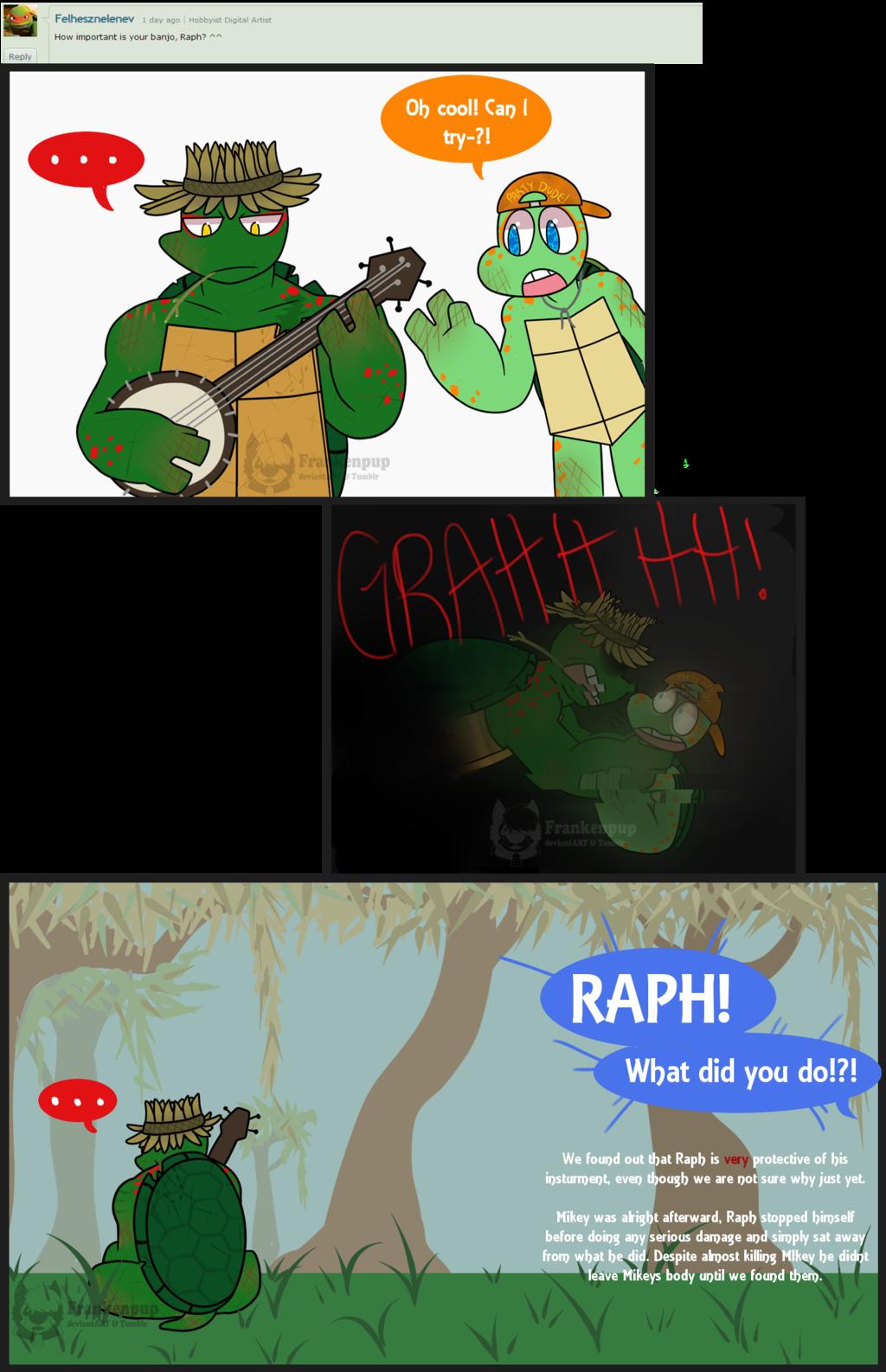 Ask turtles by frankenpup. Swamp clipart turtle