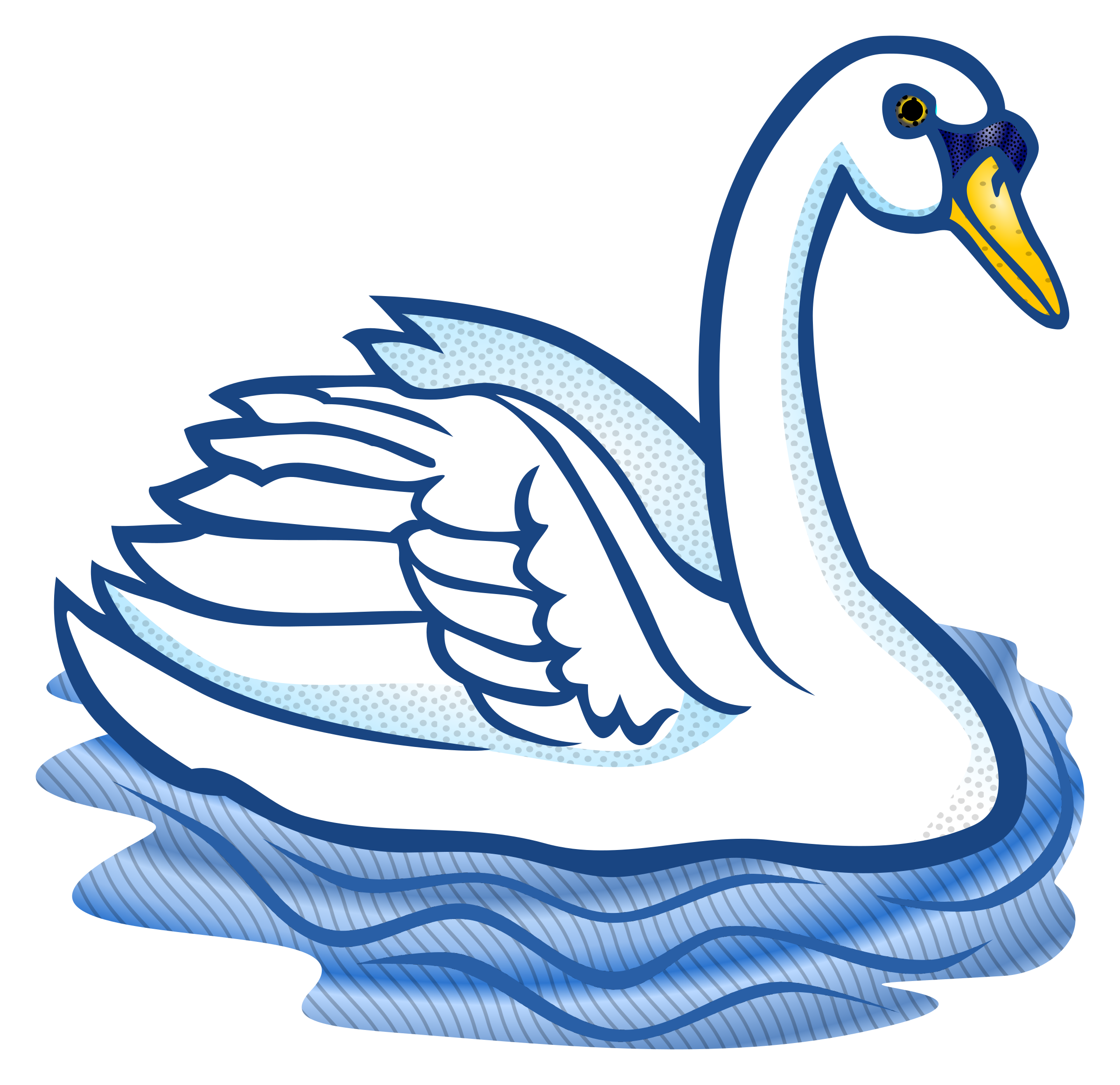 Free cliparts download clip. Couple clipart swan