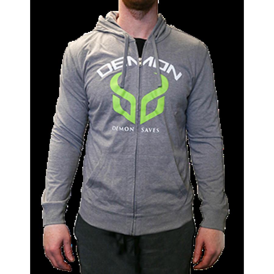 Demon saves . Sweatshirt clipart grey hoodie