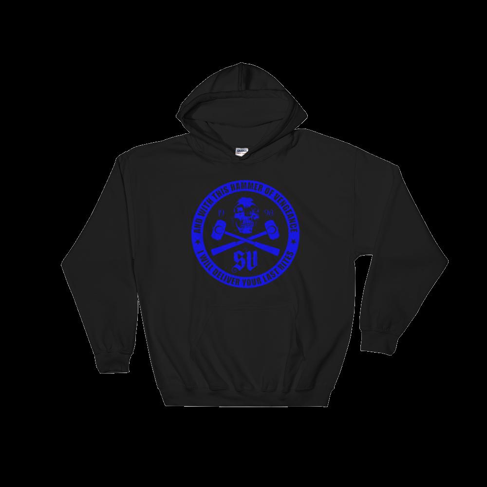 Sweatshirt hooded sweatshirt