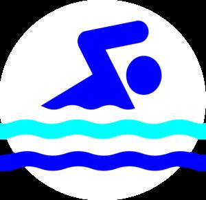 Swimmer clipart. Swim clipartix
