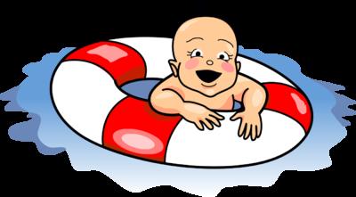 Swimmer clipart baby swimming. Image clip art clipartpost
