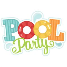 Swimmer clipart pool party. Kids swimming free download