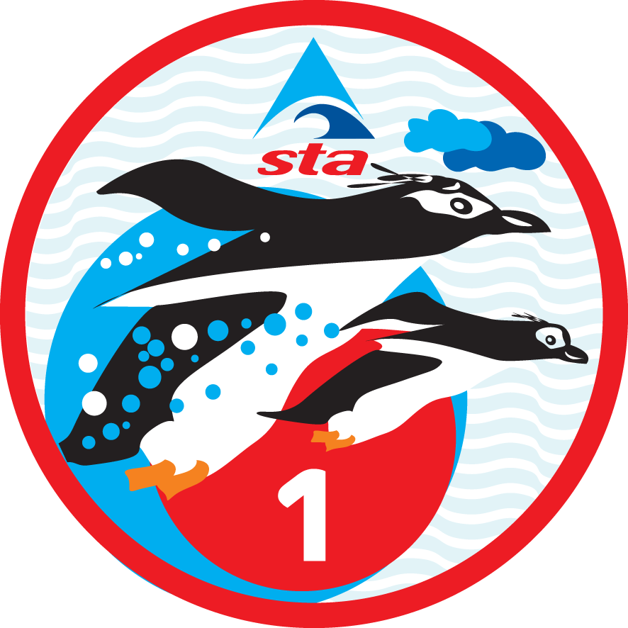 Adult series sta co. Swimmer clipart shallow
