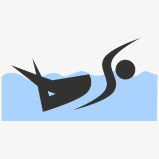Swimmer clipart shallow. Free swimmers cliparts silhouettes