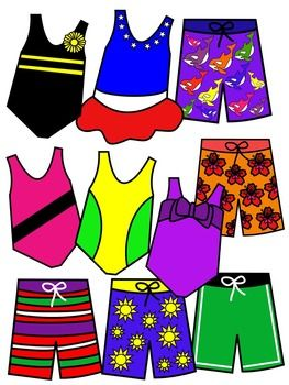 Swimsuit clipart. Bathing suit clip art