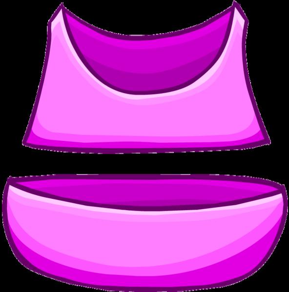 Image purple bikini png. Swimsuit clipart bath suit