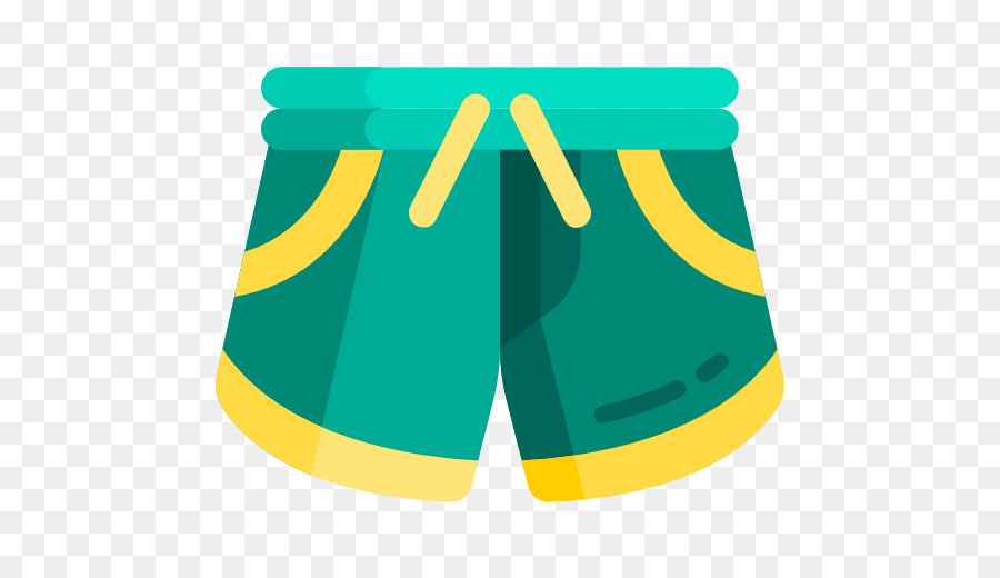 Sports green png download. Swimsuit clipart football shorts