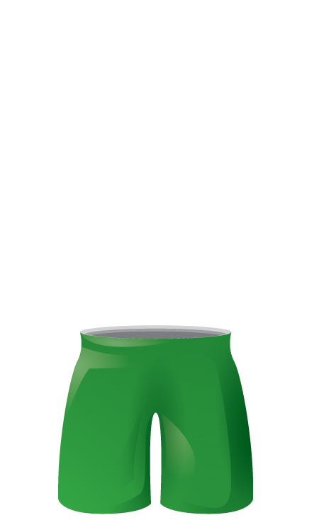 Swimsuit clipart football shorts. Striker kit team colours