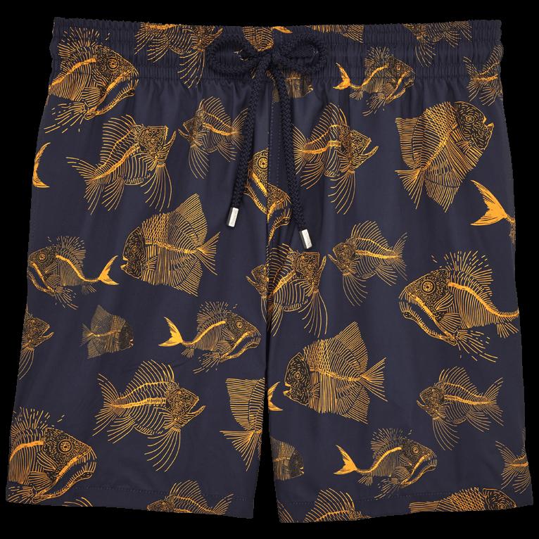 Men swimwear classic cut. Swimsuit clipart grey shorts