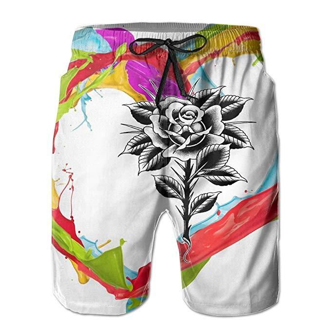 Men s clip art. Swimsuit clipart grey shorts