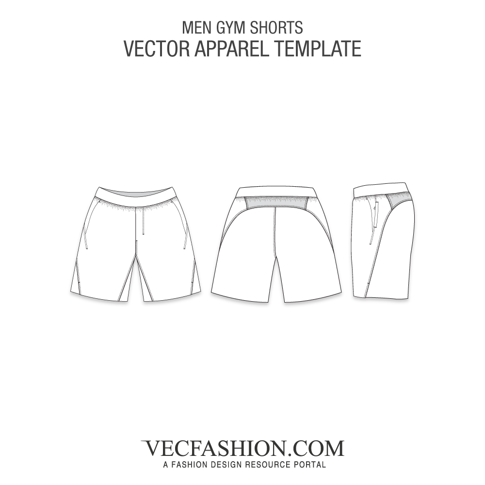 Products tagged vecfashion men. Swimsuit clipart gym shorts