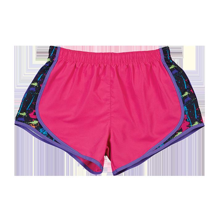 Ladies velocity adult pro. Swimsuit clipart gym shorts