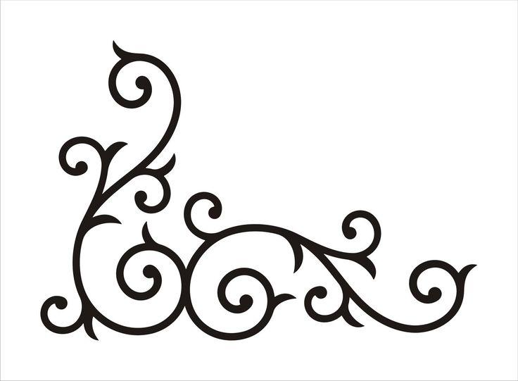 Swirl clipart. Design swirls acur lunamedia