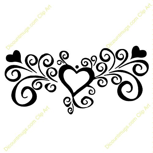 Elegant designs clip art. Swirl clipart