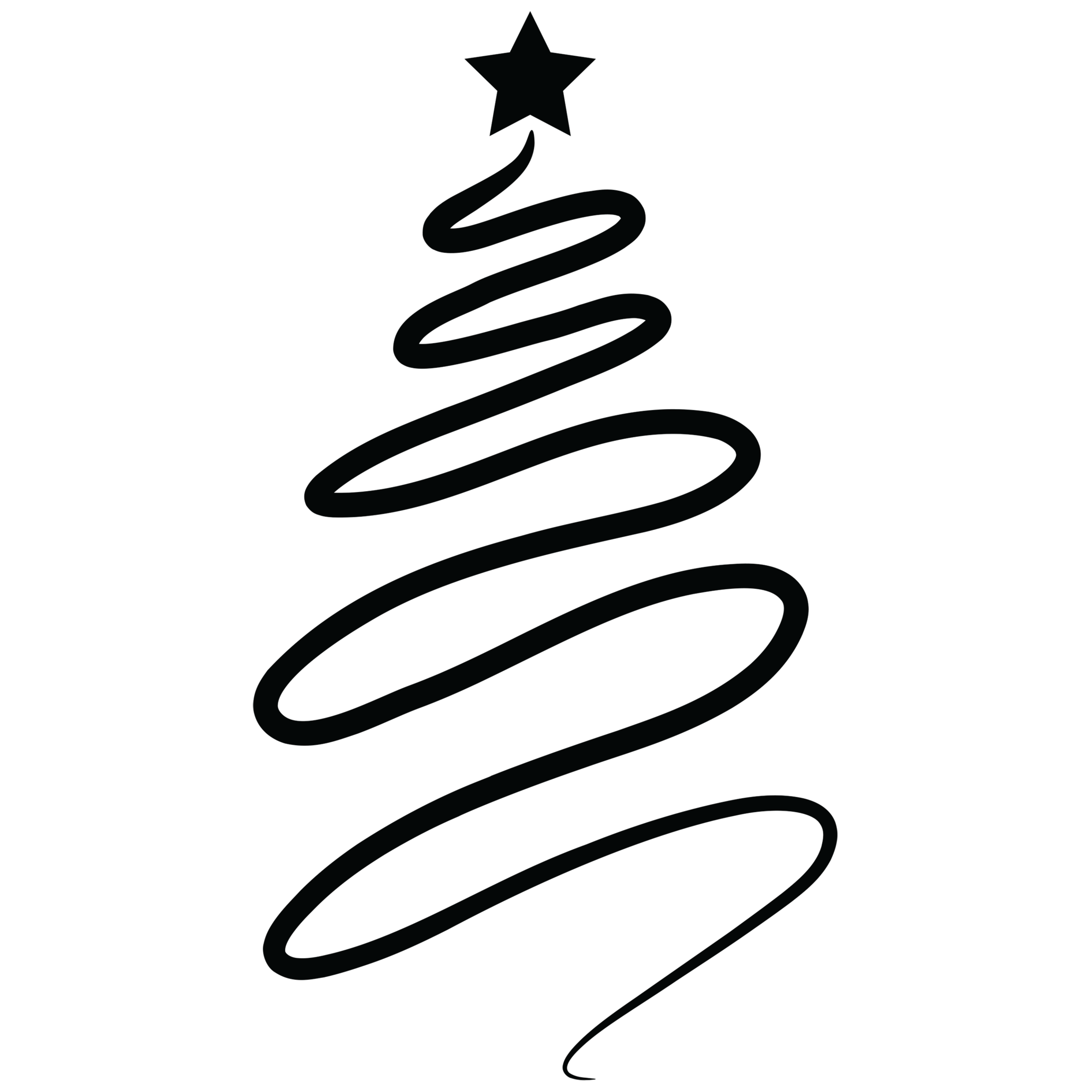 Swirl clipart elegant. Free christmas cliparts download