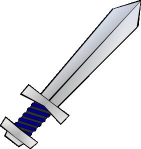 Sword clipart. Clip art at clker