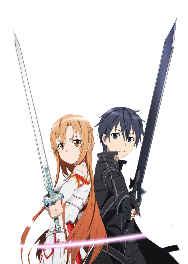 Art online hd . Sword clipart cute