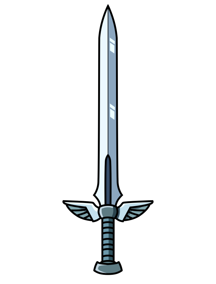 Sword vector png. Erza scarlet s by