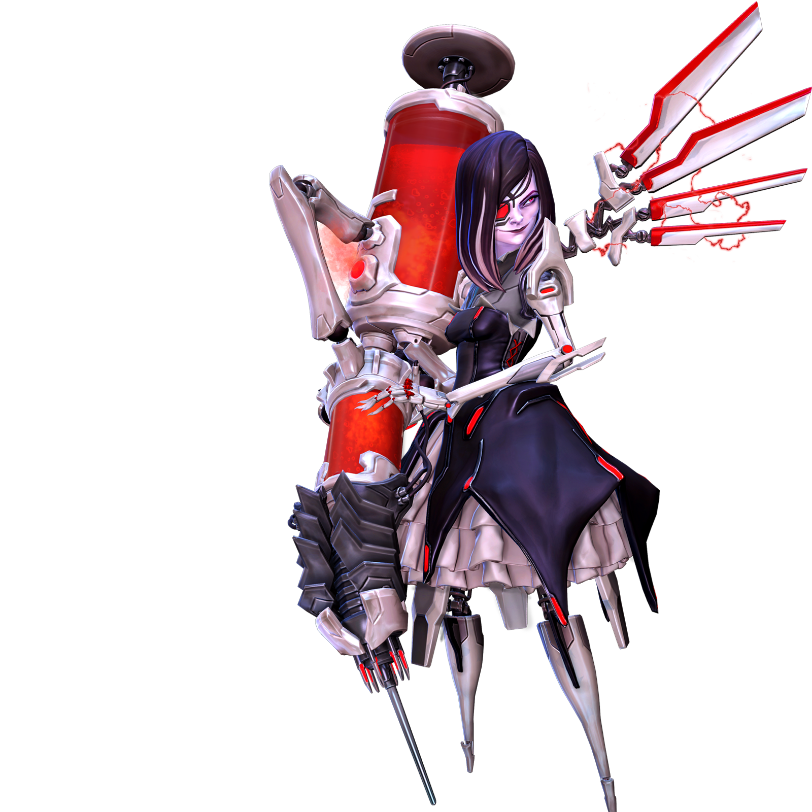 Beatrix battleborn. Syringe clipart injector