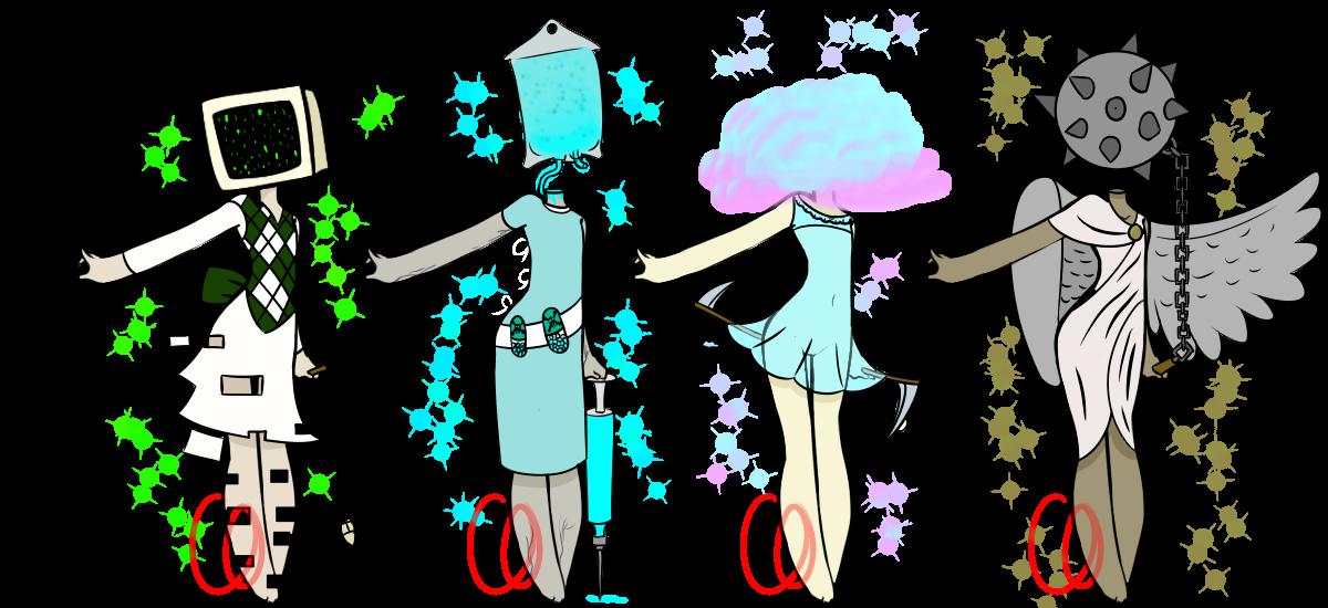Syringe clipart item. Aesthetic magical girl object