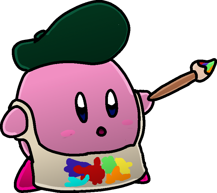 Kirby gd gaming abilities. Syringe clipart jab