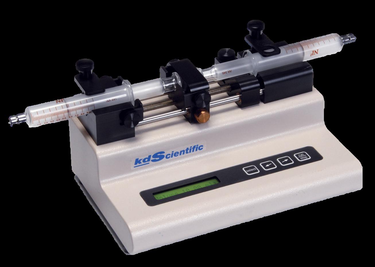 Syringe clipart syringe pump. Continuous flow push pull