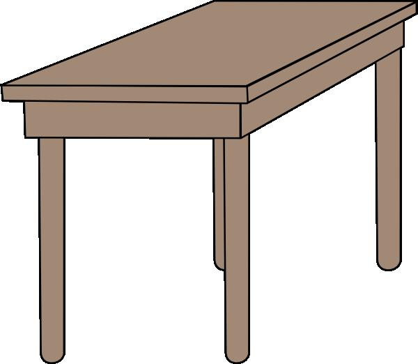 Desk clipart square table. Student
