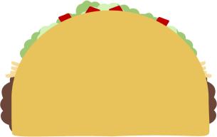 Tacos clipart. Taco clip art image