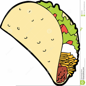 Fish free images at. Tacos clipart