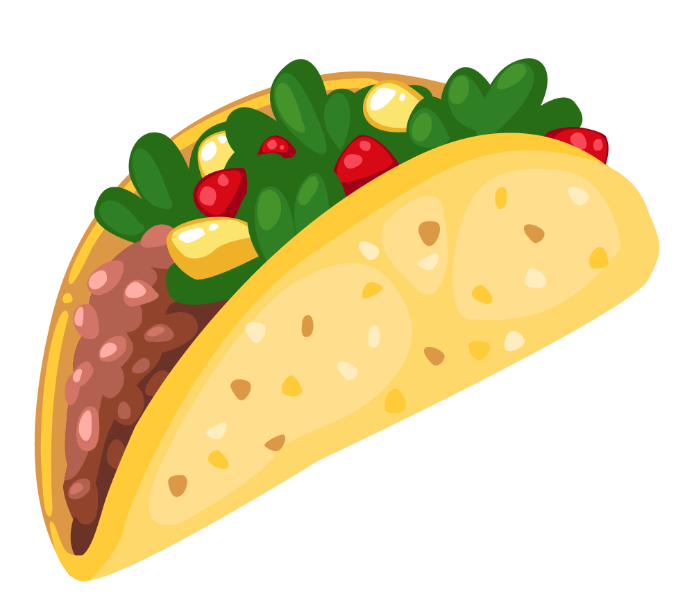 Tacos clipart. Free taco pictures clipartix
