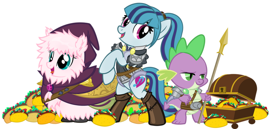 Tacos clipart comic. Taco quest by pixelkitties