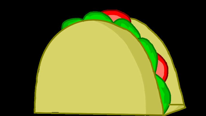 tacos clipart comic